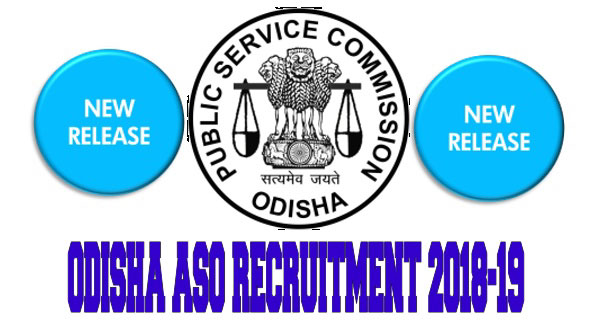 Odisha ASO Recruitment, Odisha ASO notification