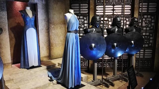 Exposición Juego de Tronos