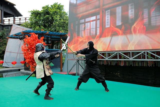 Thưởng thức Đại chiến Ninja
