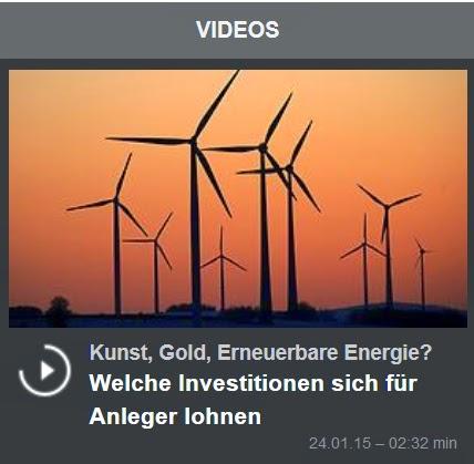 n-tv video erneuerbare lohnt rendite wasserfonds windfonds solarfonds umweltfonds geld waldfonds