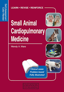 Small Animal Cardiopulmonary Medicine Self-Assessment Color Review