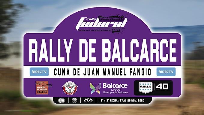 Rally de Balcarce: Empieza la cuenta regresiva