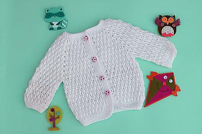 5 - Crochet Imagenes Chaqueta a crochet para niño muy fácil y sencilla por Majovel Crochet.
