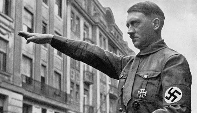 Inilah Sepuluh Fakta Unik Seputar Adolf Hitler Yang Belum Banyak Diketahui