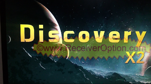 DISCOVERY X2 1506T/F 4MB HD RECEIVER SOFTWARE WITH FREE 2 YEAR IPTV