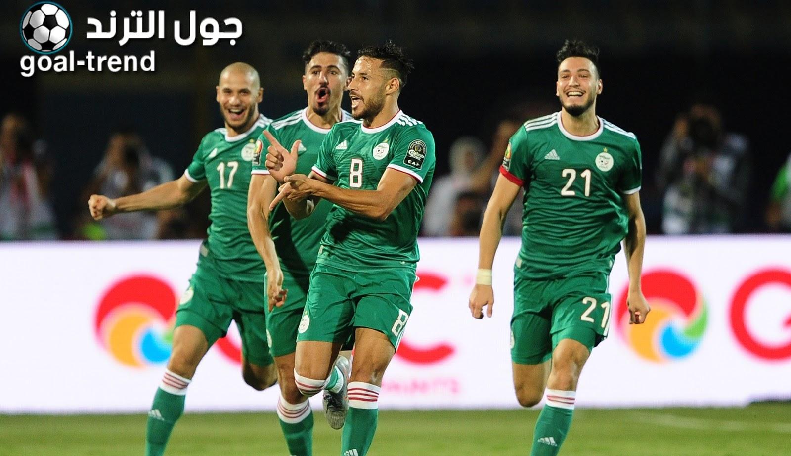 نتيجة مواجهة الجزائر وتنزانيافي كأس أمم أفريقيا