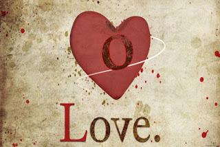 صور حروف خلفيات رومانسية مكتوب عليها حرف o