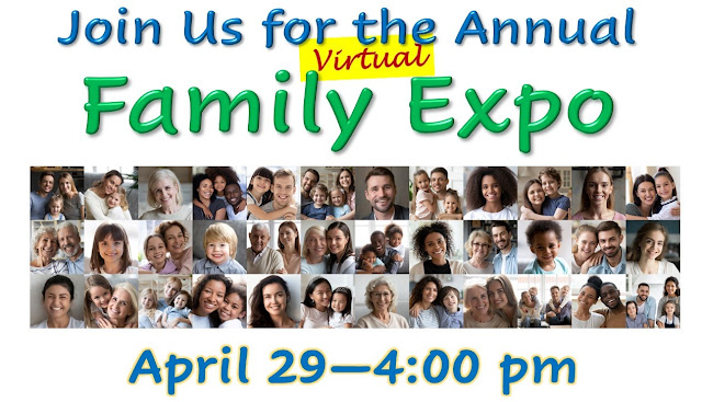virrtual family expo helps parents and caregivers