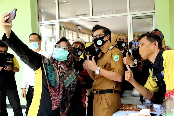 Halal Bi Halal SDM PKH Kabupaten Subang