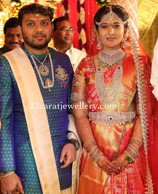 Ashritha Wedding Jewellery