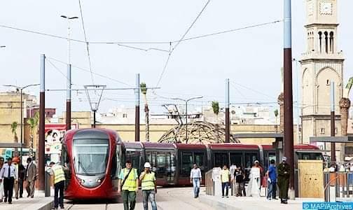 الدار البيضاء.. توقف حركة سير الترامواي بسبب انقطاع في التيار الكهربائي