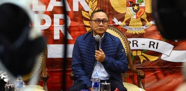 PAN Tidak Terima Uang Sandi, Zulkifli: Pernyataan Andi Arief Hoax