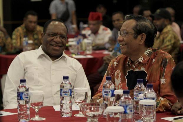 PKS: Sikap Mahfud pada Benny Wenda Cuma NATO, No Action Talk Only