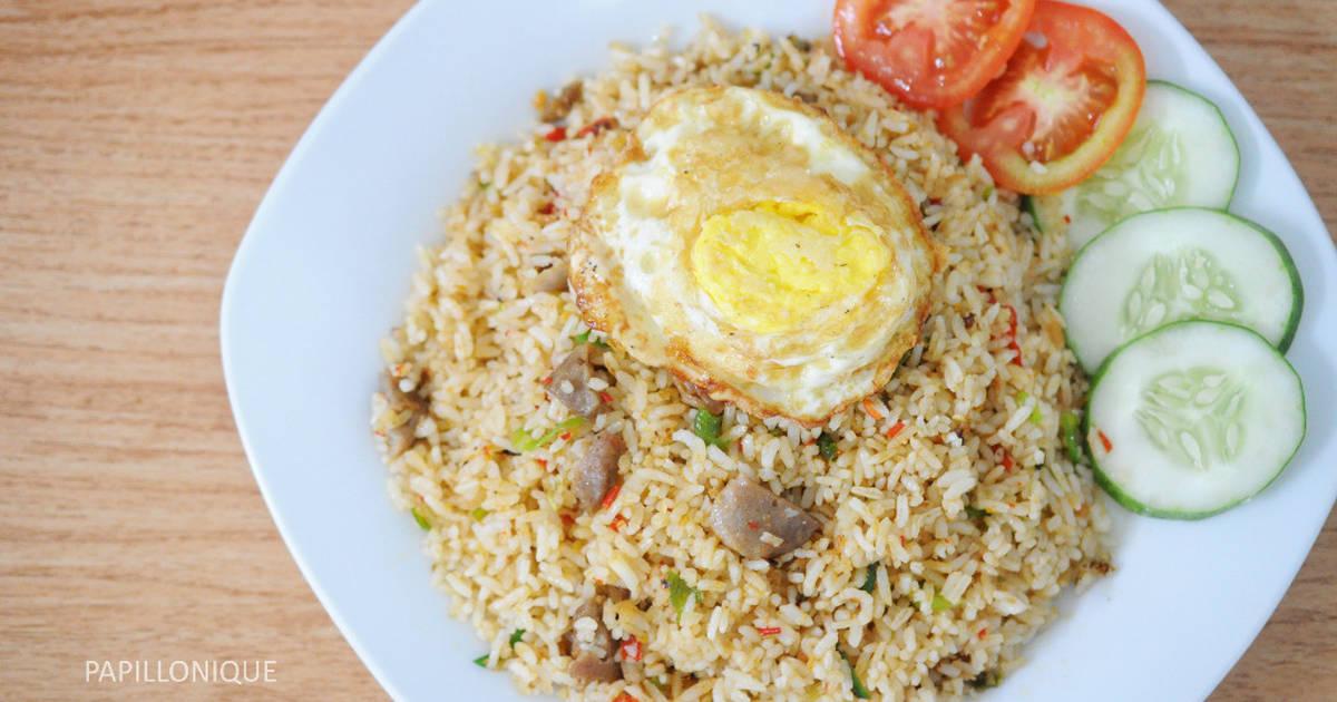 Resep Cara Membuat Nasi Goreng Kampung