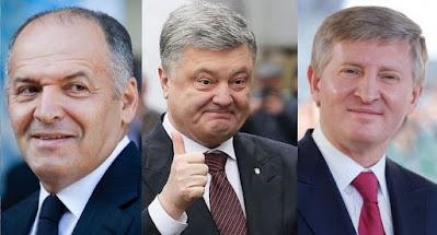 Список самых богатых бизнесменов Украины возглавили Ахметов, Пинчук и Порошенко