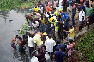 Boat capsizes in Lagos and results to the death of 9 people