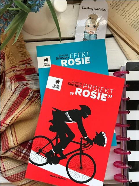 Graeme Simsion , Projekt Rosie