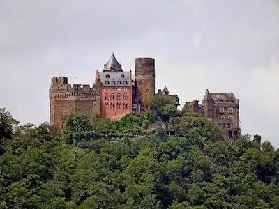 シェーンブルク城、ドイツ、観光