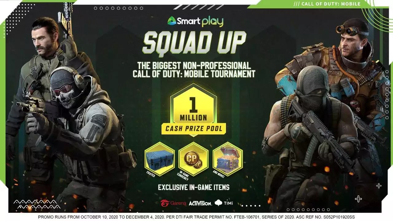 Smart Play: Squad Up
