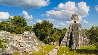 Ruinas-de-Tikal