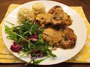 Пиле по гръцки с кисело мляко * Pollo alla greca
