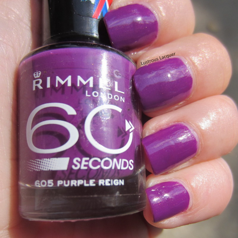 Festial-Color-Collection-Purple-nail-polish