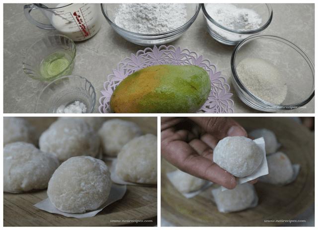 Resep Mochi Mangga Sederhana
