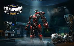 Download Real Steel Champions MOD APK 1.0.195 Terbaru 2016