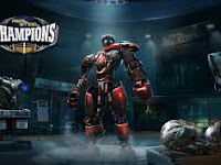 Download Real Steel Champions MOD APK v31.31.843 Terbaru 2017