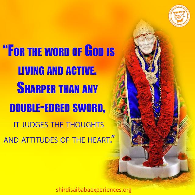 Shirdi Sai Baba Blessings - Experiences Part 2817