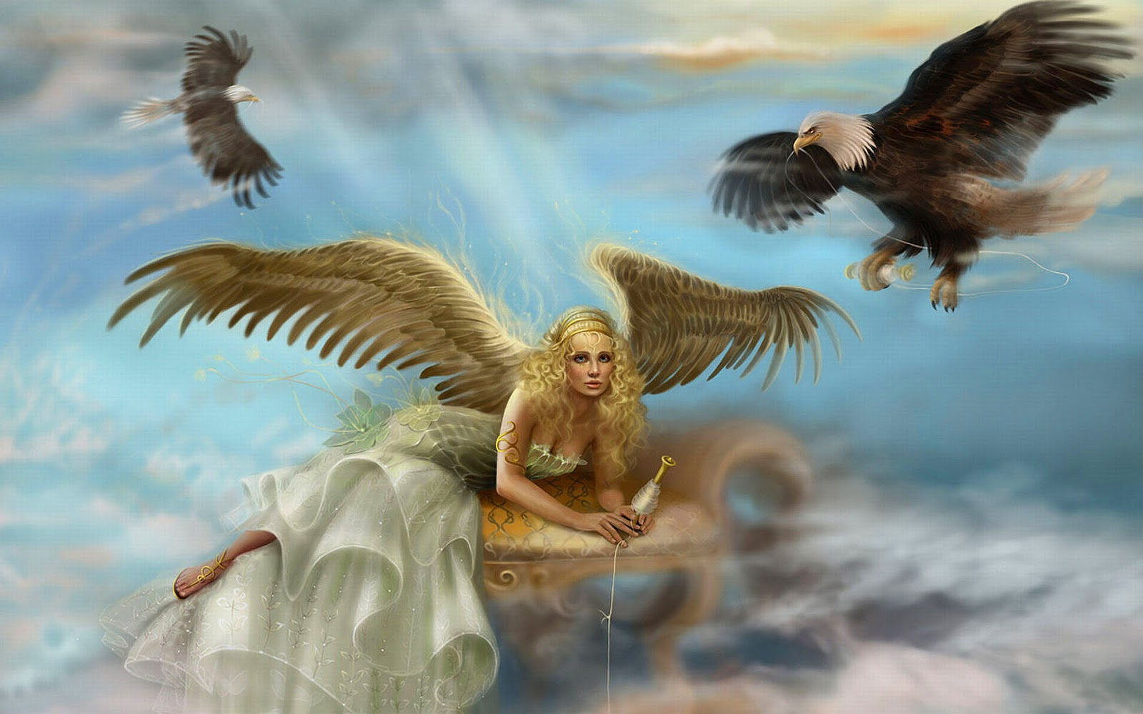 Best Wallpaper Collection: Best Angel Wallpapers