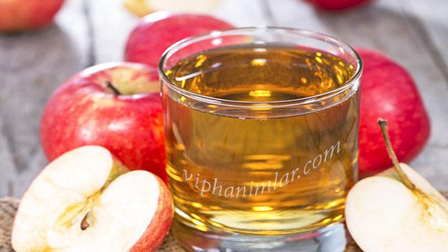 Elma Suyunun 10 Faydası - www.viphanimlar.com
