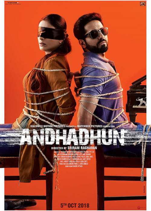 Andhadhun Full Movie Download Filmyhit Khatrimaza Pagalmovies
