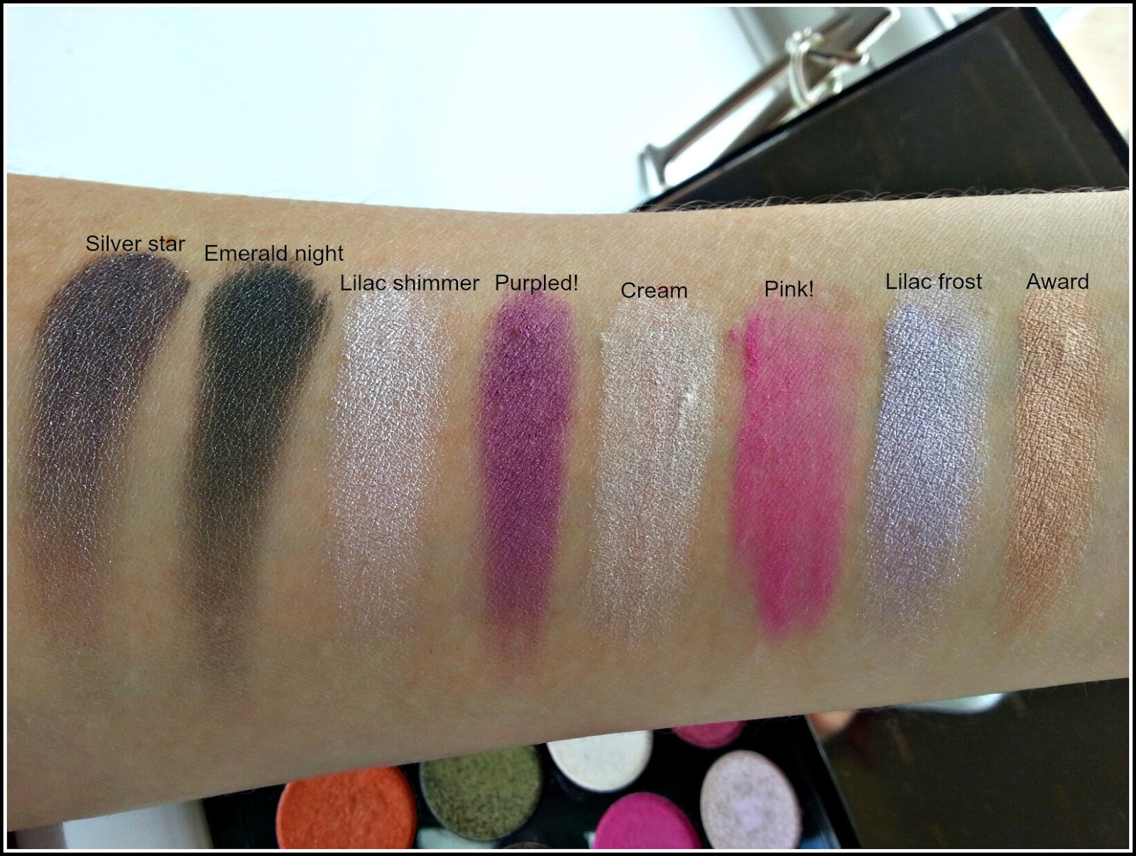 Makeup revolution eyes like angels review-4498