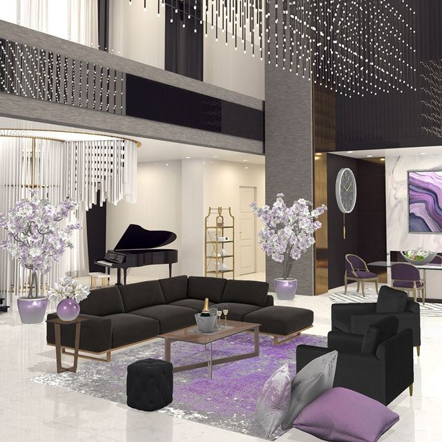 home design minimalist living room