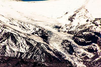 Cajón del Maipo - Glaciares Volcán San José