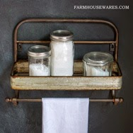 Farmhouse Decor with Vintage Style