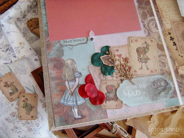 Свадебный альбом Алиса