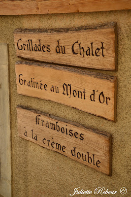 Vieille ville de la Gruyères
