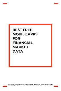 Best Free Mobile Apps for Financial Market Data