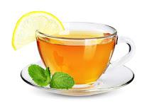 Diet Praktis dengan Teh Hijau dan Lemon