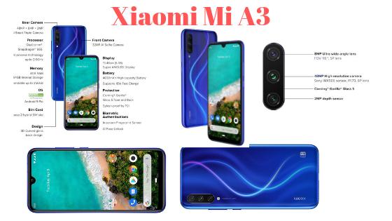 Xiaomi Mi A3 Mobile Review