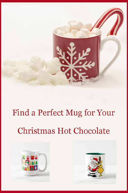 Perfect Mugs for Your Christmas Hot Chocolate