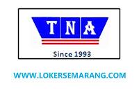 Lowongan Kerja Semarang Juni 2021 di PT Tirtasantika Nirwana Abadi