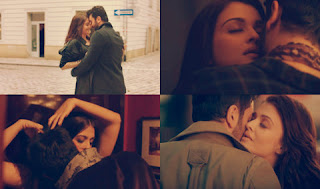 Aishwarya Rai Bachchan, Ranbir Kapoor hot scene in 'Ae Dil Hai Mushkil'