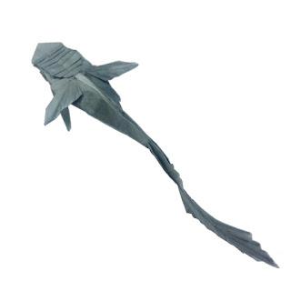 remora-origami