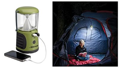 Mr. Beams MB470 LED Lantern UltraBright Weatherproof Lantern With USB Port