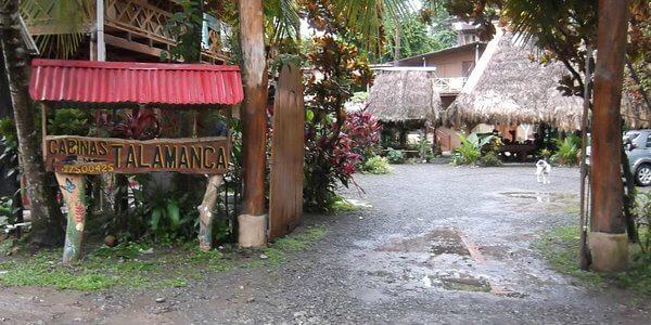 Montanhas Talamanca