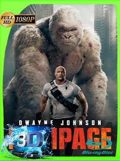 Rampage (2018) 3D SBS1080pLatino [GoogleDrive] SilvestreHD