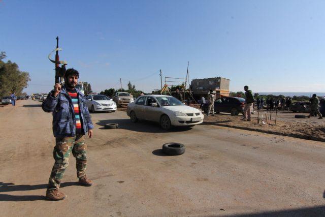 Λιβύη: Πολιτοφύλακες του Σάρατζ άνοιξαν πυρ